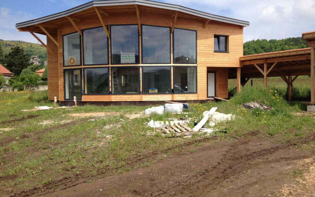 Portrait de la maison bioclimatique