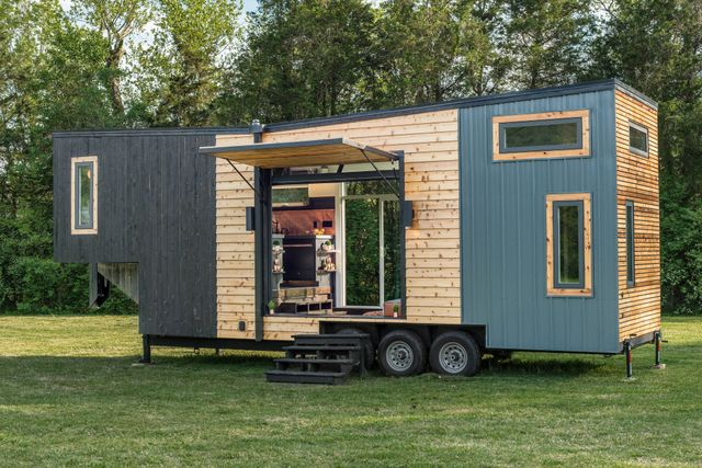 Les différents types de maisons durables : les tiny house